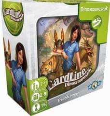 Gémklub Cardline: Dinoszauruszok Társasjáték