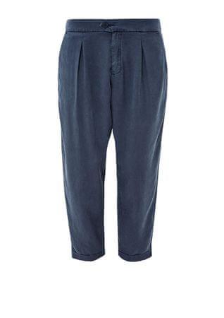 s.Oliver dámské kalhoty 38 modrá