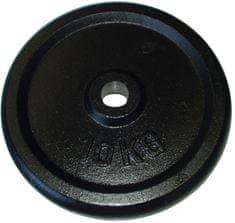 Acra Závaží 10kg černé