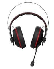 Asus Gaming slušalke Cerberus V2, rdeče