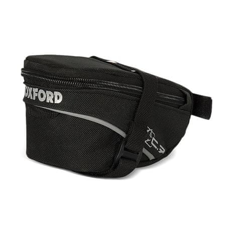 Oxford kolesarska podsedežna torba, 0,7 l