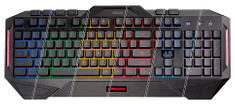 Asus tipkovnica Cerberus Gaming,MKII, USB, Slo