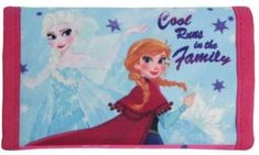 Frozen denarnica z vrvico Frozen Cool Runs