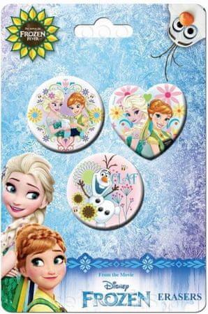 Frozen radirka Frozen, 3/1, blister