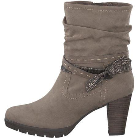 Tamaris ženski škornji Nureci 37 siva