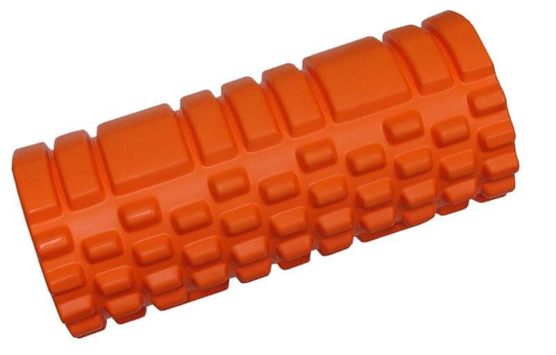 Acra Masážní válec D85 Oranžový
