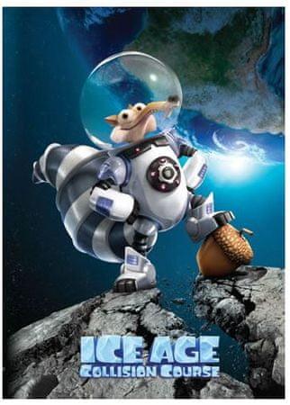 Disney beležka Ice Age A6, 40 listov