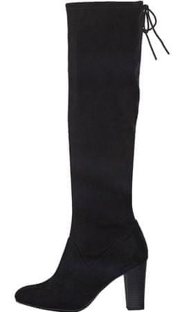 Tamaris ženski škornji 38 črna