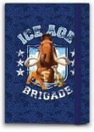 Disney blok Ice Age A7, 32 črtastih listov