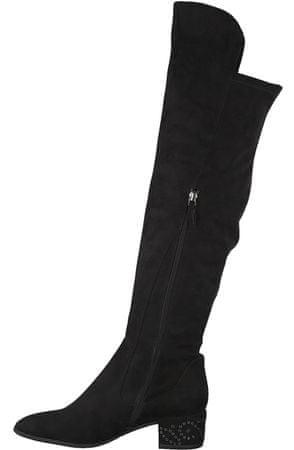 Tamaris ženski škornji 37 črna