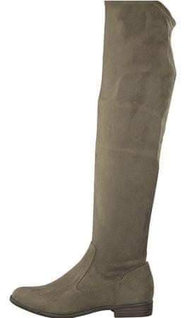 Tamaris ženske čizme Caraway 37 smeđa