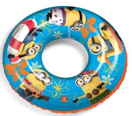 Mondo toys plavalni obroč Minions fi 50 cm (16482)