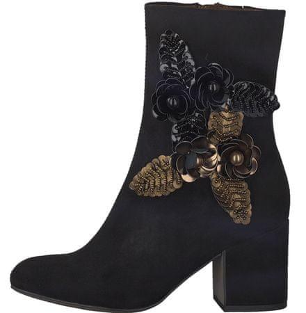 Tamaris ženski škornji Helia 37 črna
