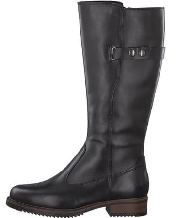 Tamaris ženski škornji 39 črna
