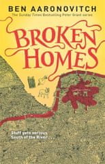 Aaronovitch Ben: Broken Homes