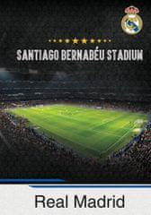 FC Real Madrid beležka A6 1R, 40-listna, 80 g papir