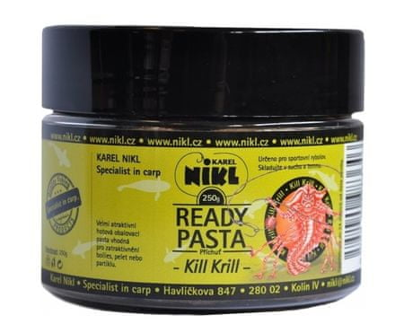 Nikl Ready Pasty hotové obaľovacie cestá 250g Nočná Mora