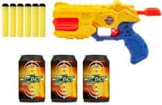 Zuru pištola X-Shot Excel Reflex + 3 pločevinke (30316)