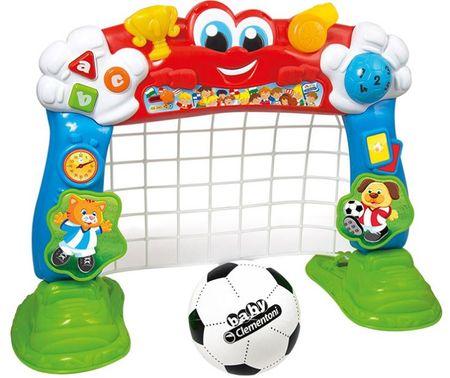 Clementoni nogometni gol Baby 2v1 (14960)