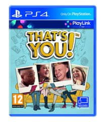 Sony That's You / PS4
