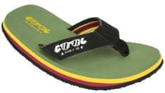 Cool Shoe moške japonke Original 9 Miles LTD, zelene