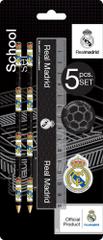 FC Real Madrid šolski set 5/1