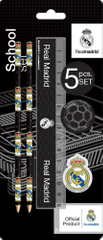 FC Real Madrid školski set 5/1