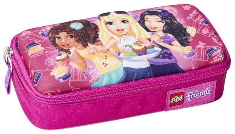LEGO® Friends Cupcake – 3D školní penál