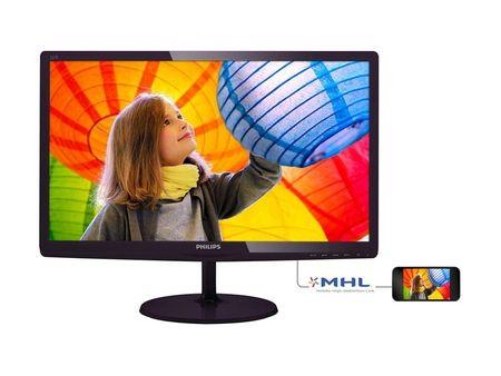 Philips LCD monitor 227E6LDAD, E-line