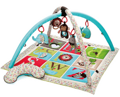 Skip hop ABC ZOO deka hrací