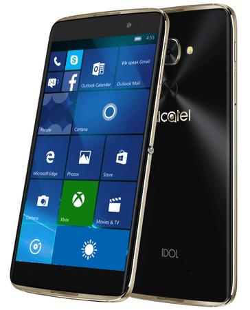 Alcatel IDOL 4 PRO (6077X), Gold