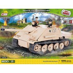 Cobi kocke Sd. Kfz. 173 Jagdpanther