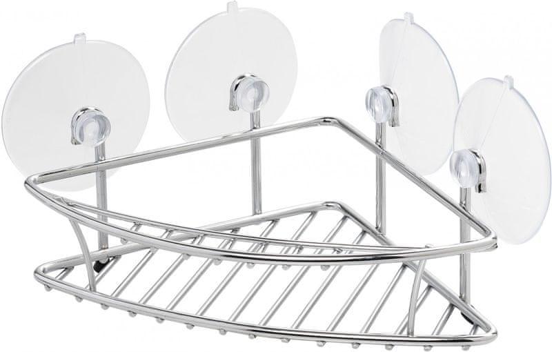 Spirella Koupelnová polička rohová New Chrome