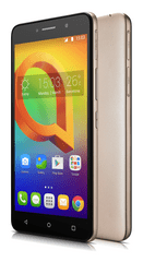 Alcatel A2 XL (8050D), Metallic Gold