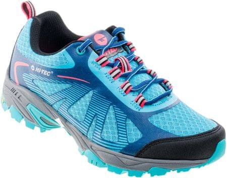 Hi-Tec športni čevlji Salar Wo's, turkizni, 37