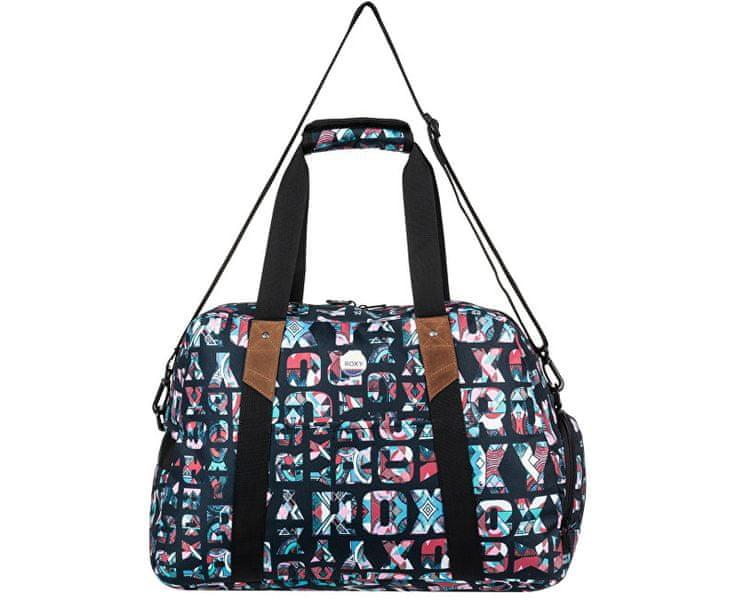 Roxy Cestovní taška Sugar It Up Anthracite Urban Fla ERJBP03557-KVJ1