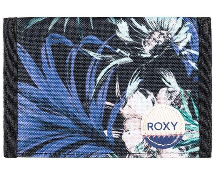 Roxy Peněženka Beach Glass Anthracite Swim Belh ERJAA03308-KVJ6
