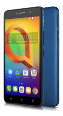 Alcatel A2 XL (8050D), Metallic Blue