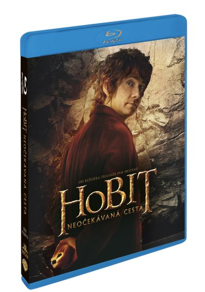 Hobit: Neočekávaná cesta (2BD) - Blu-ray
