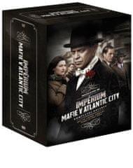 Impérium - Mafie v Atlantic City / Boardwalk Empire, Kompletní 1.-5. série (22DVD)   - DVD