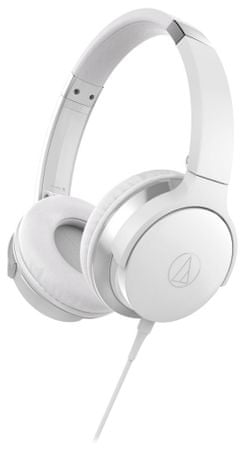 Audio-Technica ATH-AR3iS, biela