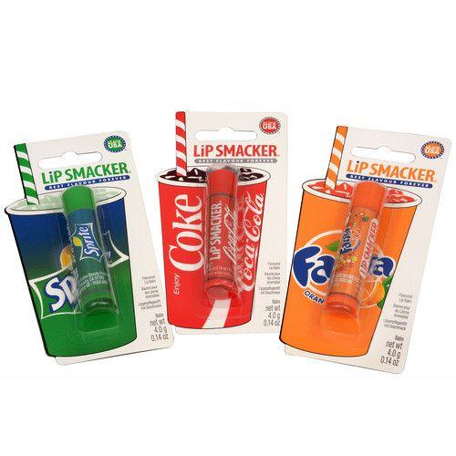 Lip Smacker Balzám na rty s příchutí limonády (Cup Lip Balm) 4 g (Odstín Coca-Cola)