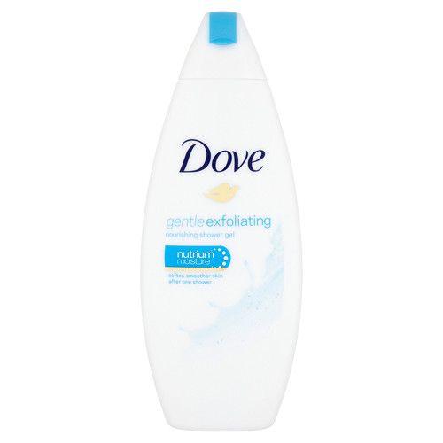 Dove Vyživující sprchový gel Gentle Exfoliating (Nourishing Shower Gel) (Odstín 250 ml)