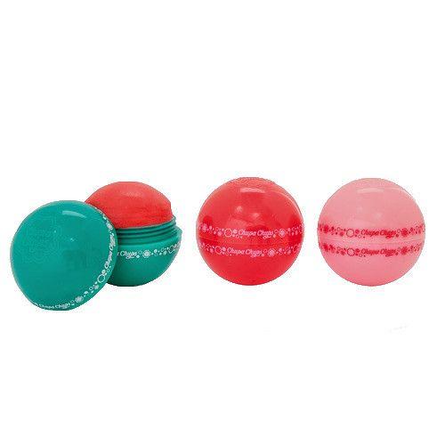 Lip Smacker Kulatý balzám na rty Chupa Chups 1 ks 7 g (Odstín Vodní meloun)