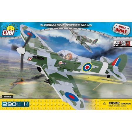Cobi kocke Supermarine Spitfire Mk VB