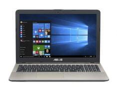 Asus prenosnik VivoBook X541NA-GO191T N4200/4GB/SSD 256/15,6HDLED/UMA/W10Home (90NB0E81-M02650)