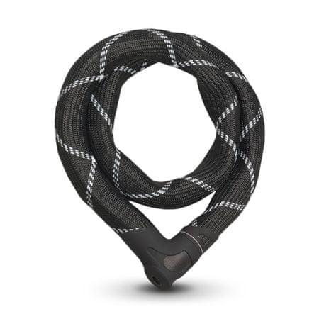 Abus lokot Iven 8210, 110 cm, crna