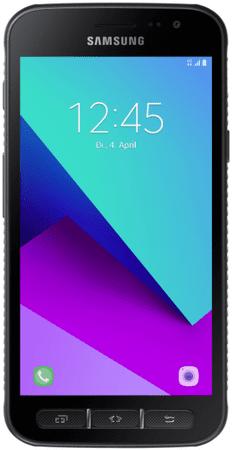 Samsung smartfon Xcover 4, Czarny
