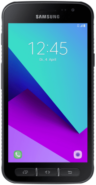 Samsung Xcover4 (SM-G390F), černý