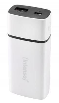 Intenso prijenosna baterija PM5200 bijela